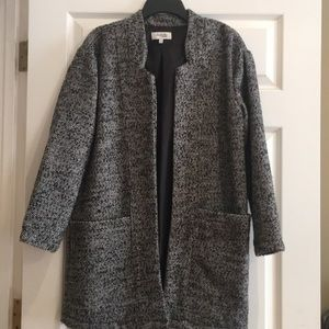 Very nice Charlotte Russe coat.  Size M